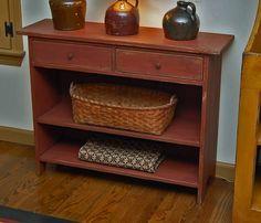 Primitives  Primitive Country Furniture Primitive Painted Furniture