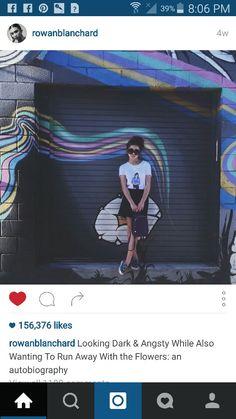 @rowanblanchard on Instagram