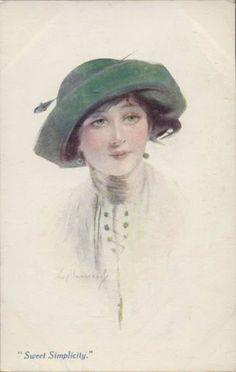 Painterlog.com: William Henry Barribal (American artist, 1873 - 1956)