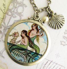 Mermaids are my fav.