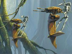 High resolution Star Wars concept art - Imgur
