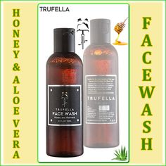 Soap - Free formulated Facewash Aloevera & honey abstract best suitable for flaky & dry skin make you feel smooth & fresh #Trufella #Product #Reasonableprice #awesomeresult #aloevera&honeyabstract #facewashProduct #formenfacecare #noharmfulchemicals #purified #Dirtfreeskin #facewash #Awesomproduct #Noroughskin # #besteffect&results #giftforyourmen #quickdelivery #withnoshippingcharge