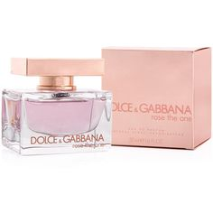 b45869ef6ac6f Dolce   Gabbana The One Rose for Women EDP 50mL ( 54) ❤ liked on Polyvore  featuring beauty products, fragrance, eau de parfum perfume, edp perfume,  dolce ...