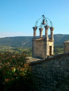Lacoste, Provence, France