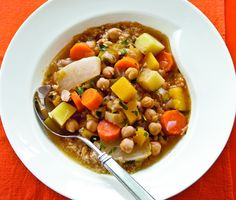 Chickpea and Winter Vegetable Stew by Cooking Light