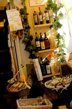Cute little wine shop in Cinque Terre, Italy. I would recommend this place to anyone!