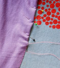 Tuto: Upcycling-Denim-Loopschal