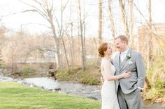 James and Kate by the Grain House Riverside. Photo by Christy Nicole Photography