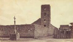 Ruinas del Convento de las Monjas , Casco Antiguo, Ciudad de Panamá  Actualmente en el mismo lugar está El Teatro Nacional