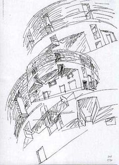 Alvar Aalto, Frank Lloyd Wright, Architecture Sketches, Architecture Design, Meteorology, Portuguese, Modern Design, Barcelona, Wanderlust