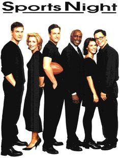 Sports Night - Aaron Sorkin greatness pre West Wing.