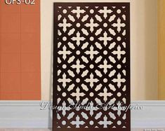Etsy :: Your place to buy and sell all things handmade Grand Art, Laser Cut Panels, Thing 1, Panel Wall Art, Decorative Panels, Galvanized Steel, Art Studios, Laser Cutting, Fence