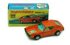 #MATCHBOX #RENAULT 17TL MB62--1974-78...DE MI PRIMER COLECCIÓN--