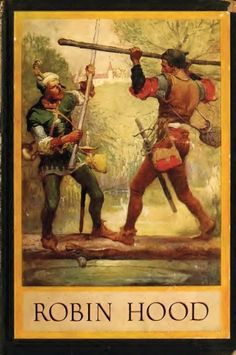 Bold Robin Hood and His Outlaw Band (Illustrated) (Classic Fiction for Young Adults Book 26) by [Rhead, Louis]