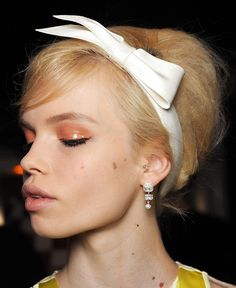 Louis Vuitton SS2013 cute headband!!!