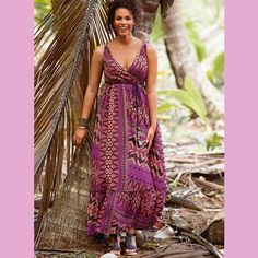 Boho Chic Plus Size Women's Clothing plus size bohemian clothing