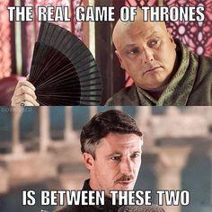 True. Littlefinger is gonna fuck over everyone.