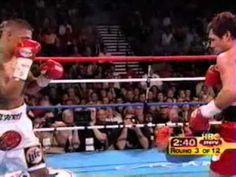 BOXE Oscar De La Hoya VS Vargas