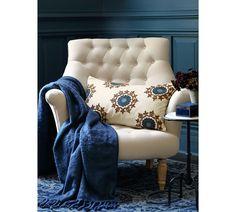 Salinger Upholstered Armchair