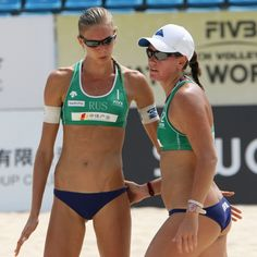 Beach Volleyball Girls, Priscilla Barnes, Athletics, Anastasia, Bikinis, Swimwear, Russia, Anna, Fashion