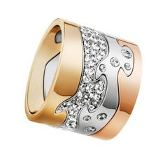 The diamond pave will be my wedding band. Georg Jensen - Danish luxury lifestyle