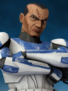 Dogma is a rookie clone trooper who served in the Grand Army of the Republic during the Clone Wars. One of millions of clones engineered from the genetic template of the bounty hunter Jango Fett, Dogma was bred to become a soldier of the Galactic Republic, living only for combat and duty. In the later period of the war, he served with the 501st Legion during a Battle of Umbara. As a result, he was placed under the command of Jedi General Pong Krell, whom he would later kill after Krell…