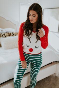 holiday pajamas, chr