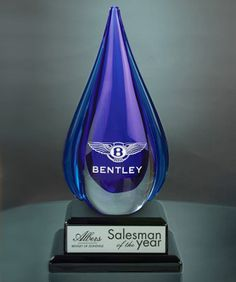 Aeroscape Glass Award