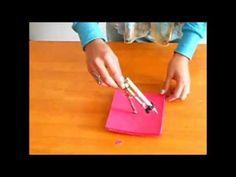 Cómo hacer un disco KUMIHIMO para tejer pulseras 1 de 2 tutorial / Inerya viris - YouTube