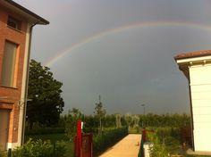 Borgo Cavaliera - arcobaleno