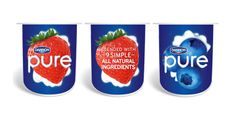 Dannon Pure - The Dieline -