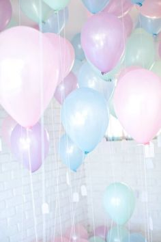 Balloons always makes a party greater