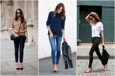 Zásady šik francouzského oblékání v bodech | MODA.CZ