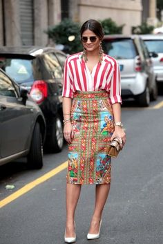 Perfect Mixed Print Outfits to Dress Like a Fashion Pro (3)