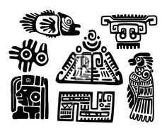 Hey, I found this really awesome Etsy listing at https://www.etsy.com/listing/198458826/mayan-aztec-1-larger-size-clear-stamp