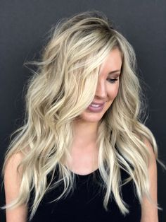 Blonde, balayage, foilyage, bronde hair, hair extensions, INSTAGRAM @hair_mechanicaz Blond, Colored Hair Extensions, Hair And Nails, Hair Color, Hairstyles, Long Hair Styles, Instagram, My Style, Pretty