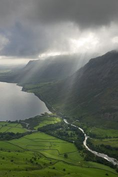 Wastwater, The Lakes. The best view & special place :)
