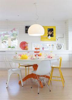 Lampara FL/Y til kjøkkenbordet