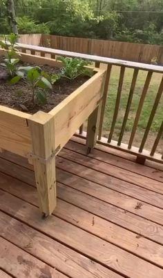 Garden Boxes, Garden Planters, Pallet Planters, Vegetable Planters, Vegetable Garden, Raised Garden Bed Plans, Raised Beds, Herb Garden Pallet, Pallets Garden