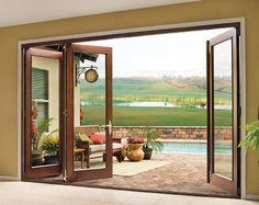Exterior Bifolding Door systems