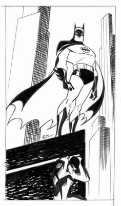 Batman Bruce Timm
