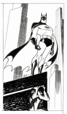 Batman Bruce Timm