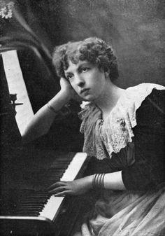 """""""CHAMINADE, Cecile - 1905"""""""