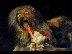 The Black Paintings of Francisco Goya: Dark Horror History of Art - YouTube