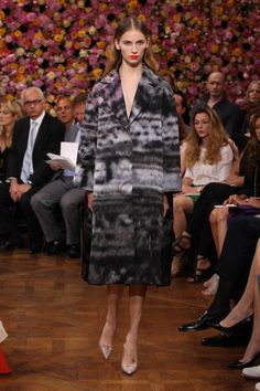 Christian Dior Haute Couture by Raf Simons fashion show, Fall/Winter 2012/2013