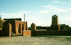 Adrar_buildings Algeria