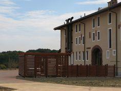 SAND ITALIA – Strutture in legno