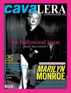 Marilyn Monroe located t-shirt print for Cavalera S/S 2012
