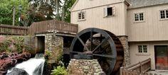 The Plimoth Grist Mill Plimoth Plantation