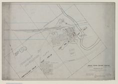 Grand Trunk Railway System. 31st District. Ottawa Division. Madawaska, Ont. Plan showing subdivision of part of station yard lands